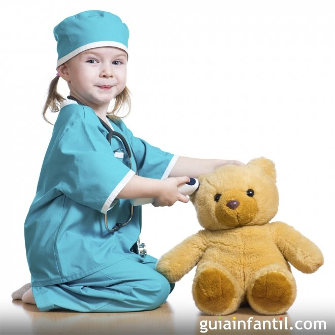 Taller de Primeros Auxilios  para niños/as de Infantil