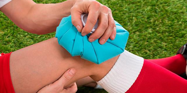 Los esguinces y torceduras son las lesiones deportivas más frecuentes en verano