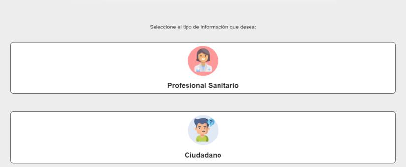 Plataforma gratuita de Información sobre el Coronavirus.