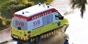 """<img src=""""image.jpg"""" alt=""""ambulancia SVB"""" title=""""SANGVA"""">Ambulancia de la Generalitat Valenciana"""